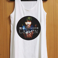 JC Caylen O2L tank top for womens and mens heppy feed