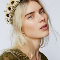 Free People Lilah Daisy Crown