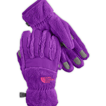 The North Face Girls' Accessories GIRLS' DENALI THERMAL GLOVE