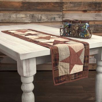 Abilene Star Table Runners