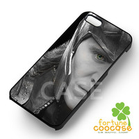 Loki Tom Hiddleston - z3z for  iPhone 4/4S/5/5S/5C/6/6+,Samsung S3/S4/S5/S6 Regular/S6 Edge,Samsung Note 3/4