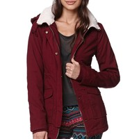 Volcom Faded Parka Jacket - Womens Jacket