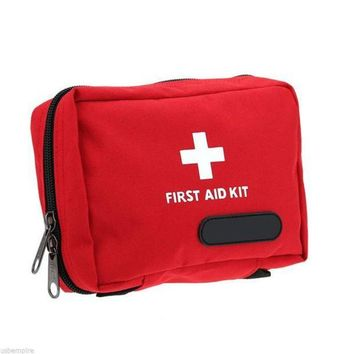 ONETOW NEW SafuranceOutdoor Tactical Emergency Medical First Aid Pouch Bags Survival Pack Rescue Kit Empty Bag Treatment Pack