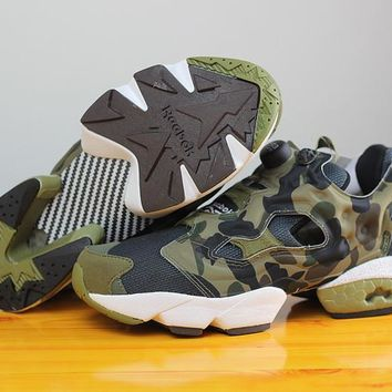 Camouflage Blow-up Shoes [10671928455]