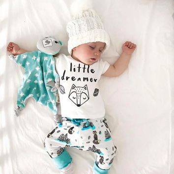 "Baby Boys "" Little Dreamer "" Set"