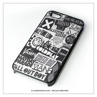 The Xx, Coldplay, Arctic Monkeys, The Neighbourhood, Sleeping With Sirens ,The 1975 Band iPhone 4 4S 5 5S 5C 6 6 Plus , iPod 4 5 , Samsung Galaxy S3 S4 S5 Note 3 Note 4 , HTC One X M7 M8 Case