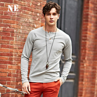 England Style Stylish Slim Long Sleeve T-shirts [7951252419]