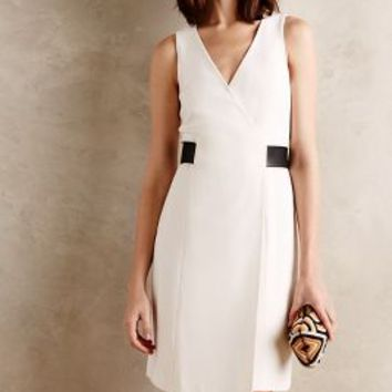 Sila Wrap Dress by 4.collective Ivory