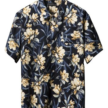 Hawaiian Tropic Cabana Shirt - KNYEW