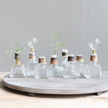 Vintage Collection Glass Bottle Stoppers