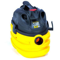RS 5 Gallon Port Wet Dry Vac