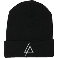 Linkin Park Men's Logo Beanie Black