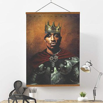 General 2Pac Magnetic Frame Canvas Set