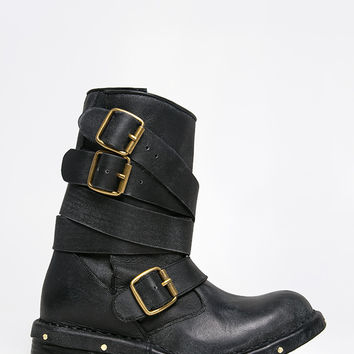 BRIT 2 Black Distressed