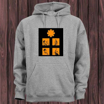Red Hot Chili Peppers Hoodie Sweatshirt variant color Unisex size