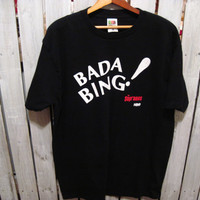 Bada Bing, The Sopranos T-Shirt,  Size XL