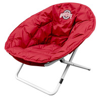 Ohio State Buckeyes NCAA Adult Sphere Chair