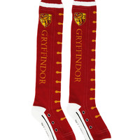 Harry Potter Gryffindor Over-The-Knee Socks