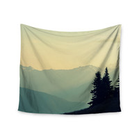"Robin Dickinson ""A Wonderful World"" Landscape Wall Tapestry"