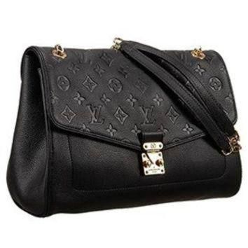 Tagre™ ONETOW Louis Vuitton Monogram Empreinte St Germain Black Bag