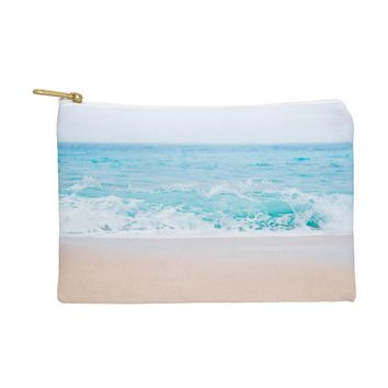 Bree Madden Pale Blue Sea Pouch