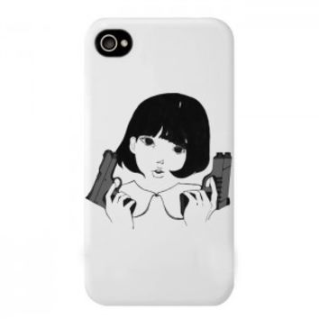 bang! - the iPhone case