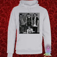 5sos,5 seconds of summer heppy hoodie in heppy new year and merry christmas.