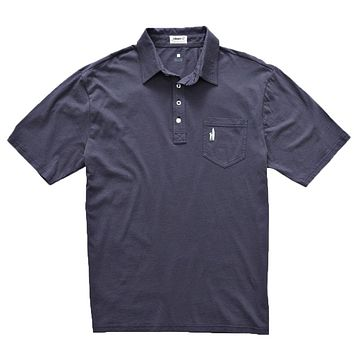 The Original 4-Button Polo in Pacific by Johnnie-O