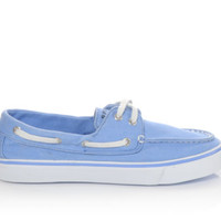 Women's Sperry Biscayne Washed Blue | Shoe Carnival