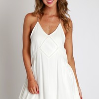 Poised Perfection Detailed Dress