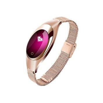 Smarty Watch ll | Sexy Fitness Tracker