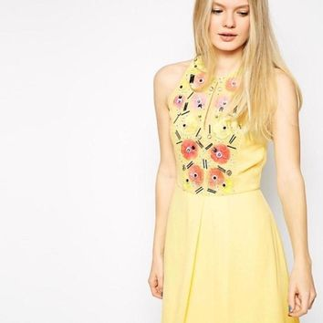 French Connection Cocktail Dress 62% off retail
