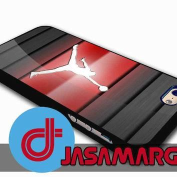 Air Jordan Logo NBA Team - Rubber Case, Plastic Case for iPhone 4/4s, 5/5s, 5c and Sam