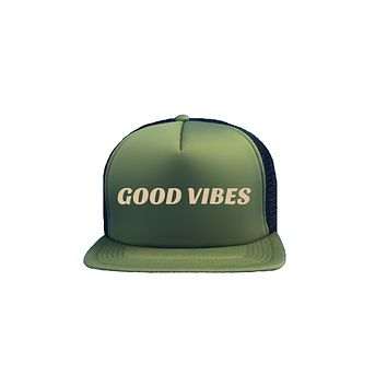 Good Vibes Trucker Hat