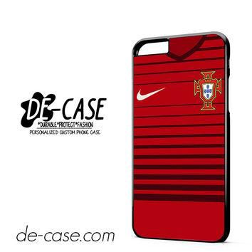 Portugal Soccer Jersey DEAL-8875 Apple Phonecase Cover For Iphone 6/ 6S Plus
