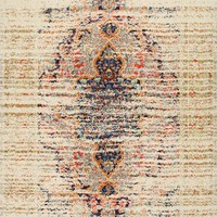 nuLOOM Distressed Persian Sarita Sand Rug