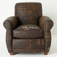 Maggie Club Chair, 5th Street
