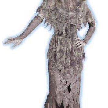 Ghostly Women's Costume