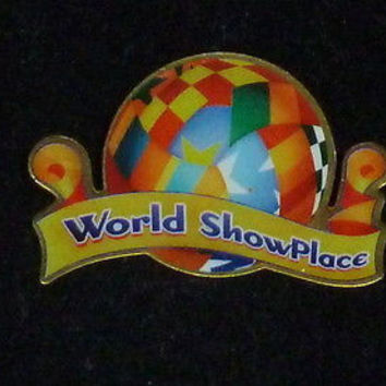 Disney World ShowPlace Pin