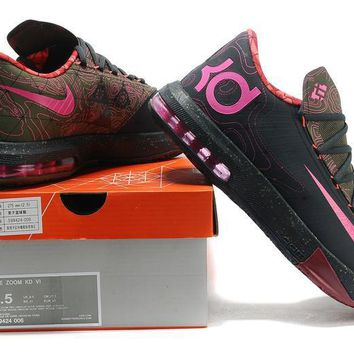 Nike Zoom KD 6 Kevin Durant ¢ö Basketball Shoes