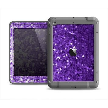 The Purple Shaded Sequence Apple iPad Air LifeProof Fre Case Skin Set