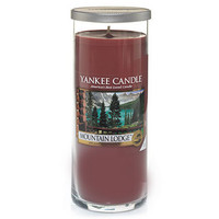 Mountain Lodge™ : Large Perfect Pillar™ Candles : Yankee Candle