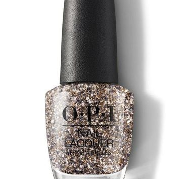 OPI Nail Lacquer - Dreams On A Silver Platter 0.5 oz - #NLHRK14