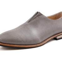 Breathable Elegant Flat Oxford Shoes