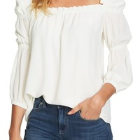 CeCe Ruffle Blouse | Nordstrom
