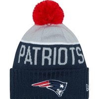 New Era Men's New England Patriots Sport Knit Hat | DICK'S Sporting Goods
