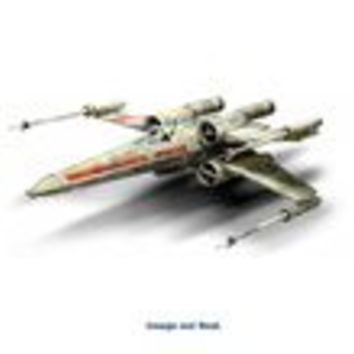 Star Wars X-Wing Starfighter Hot Wheels Elite Vehicle