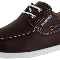 Akademiks Mick Men's Original Boat Shoes Loafers