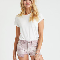 AEO Soft & Sexy Crew Pocket T-Shirt, Natural White