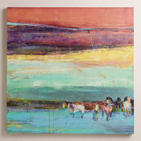 """Clare de Lune"" by Dominique Samyn - World Market"
